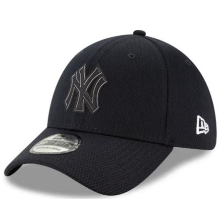New York Yankees New Era 2019 Clubhouse Collection 39THIRTY Flex Hat - Navy