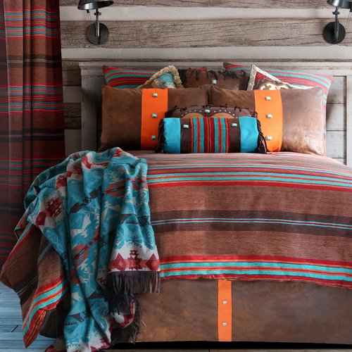 Carstens Inc. Canyon View Reversible Comforter Set