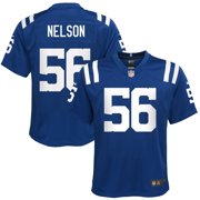 Quenton Nelson Indianapolis Colts Nike Youth Game Jersey - Royal