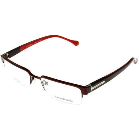 Ermenegildo ZegnaPrescription Eyeglasses Frames Unisex ...