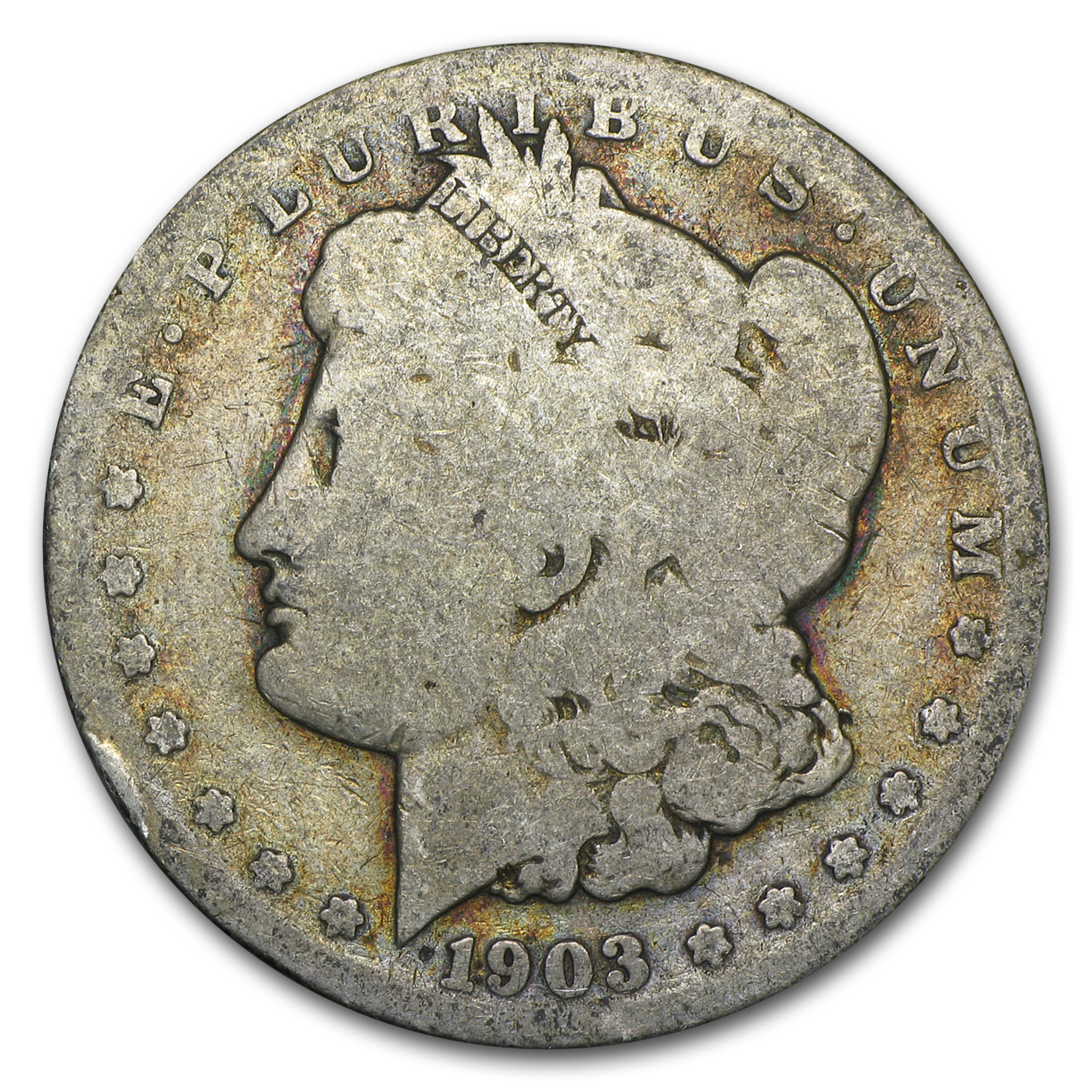 1903-S Morgan Dollar AG