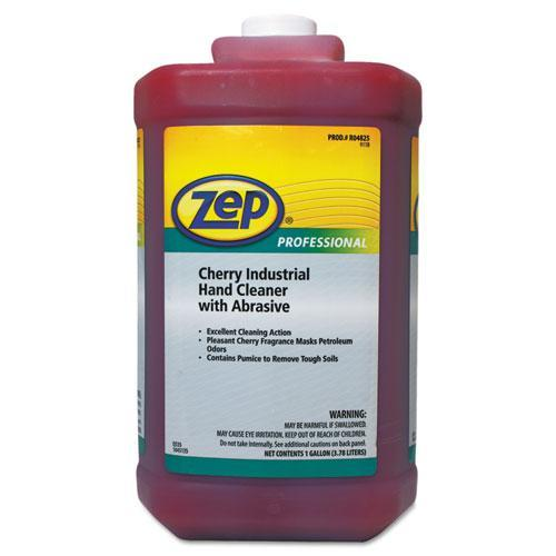 Misty R04825 Cherry Industrial Hand Cleaner with Abrasive, Cherry, 1gal Bottle