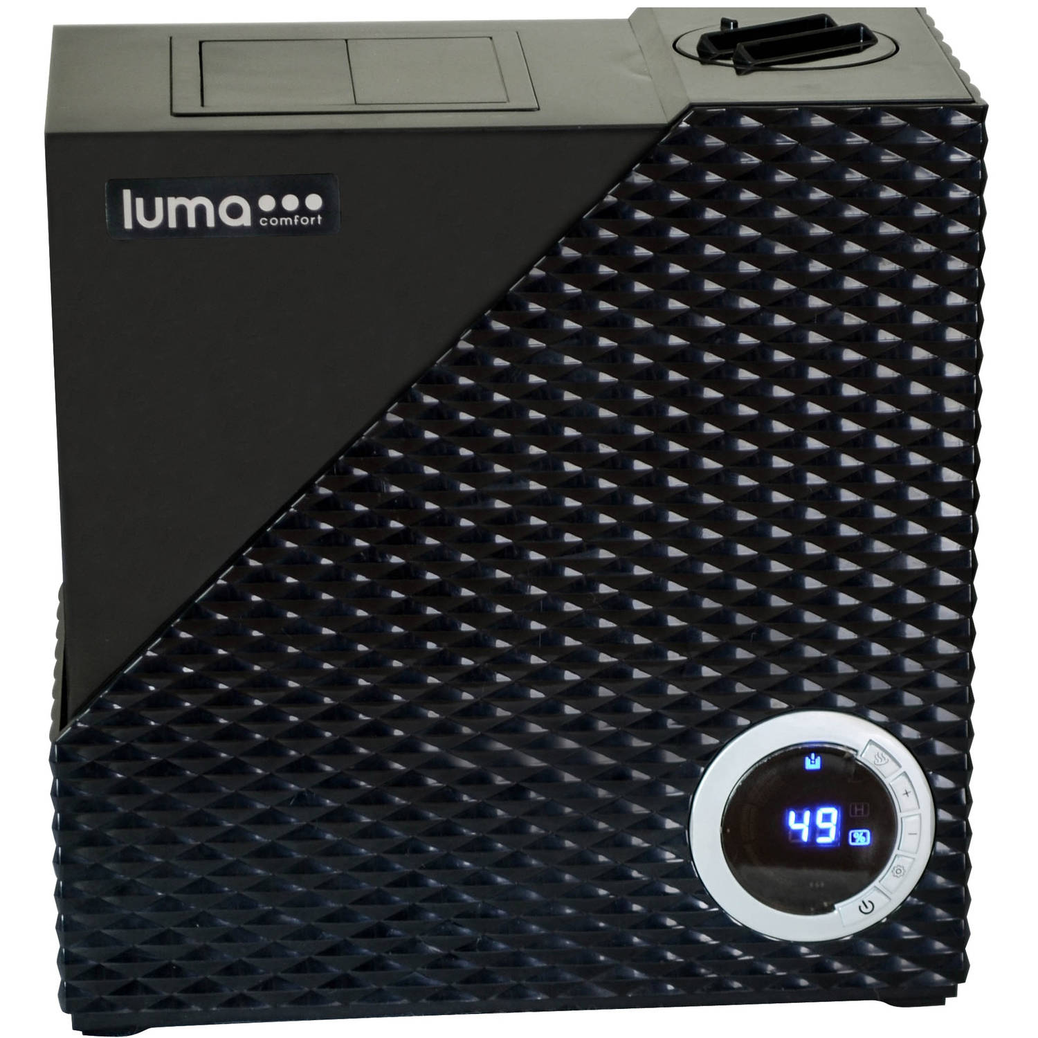 Luma Comfort HCW10B Cool and Warm Mist Humidifier