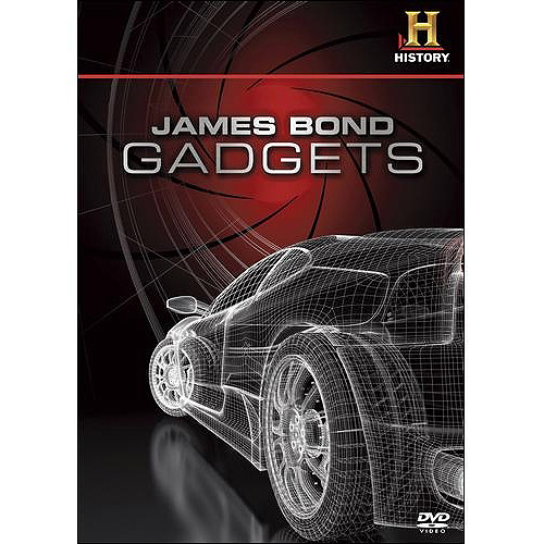 James Bond Gadgets (Full Frame) by ARTS AND ENTERTAINMENT NETWORK