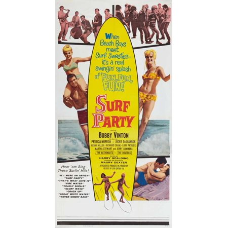 Surf Party Movie (Surf Party POSTER Movie)
