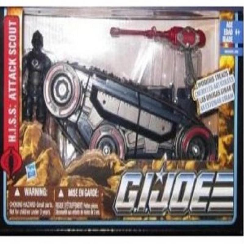 Hasbro G.I. Joe Pursuit of Cobra (POC) H.I.S.S. Attack Sc...