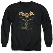 Batman Arkham Knight City Watch Mens Crewneck Sweatshirt