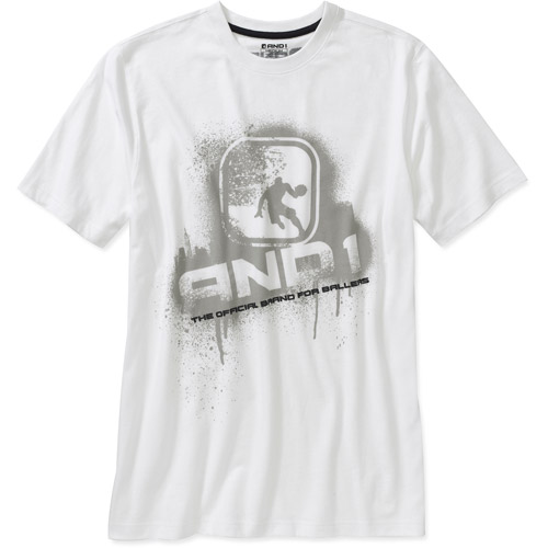 And 1 Big Men's Ballers Choice Graphic Tee