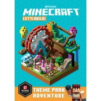 Minecraft: Minecraft: Let's Build! Theme Park Adventure (Hardcover)