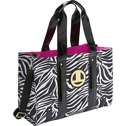 Liz Lange Diaper Bag Collection Liz Lange Zebra Tote
