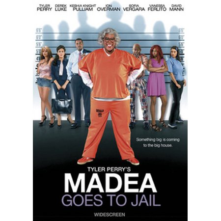 Tyler Perry's Madea Goes to Jail (DVD)