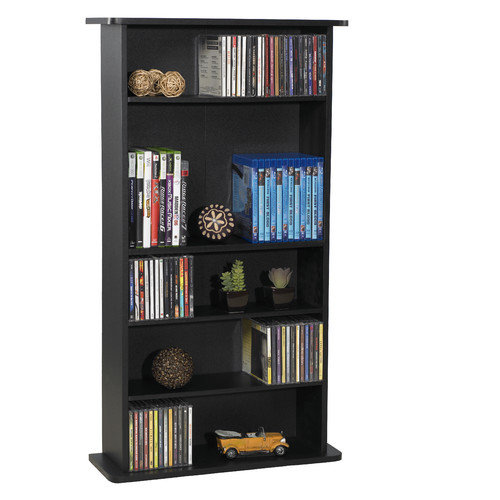 Atlantic Drawbridge Multimedia Storage Rack