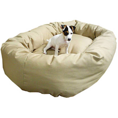Extra Large 52'' Majestic Pet Bagel Bed,Multiple Colors