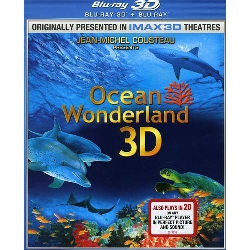 Ocean Wonderland 3D (Blu-ray) (Widescreen)