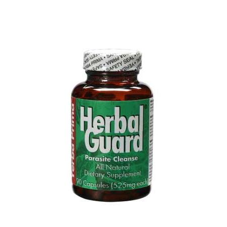 Herbal Guard Parasite Purge Yerba Prima 90 Caps