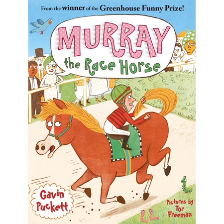 Murray the Race Horse - Race Horse Supplies Wholesale