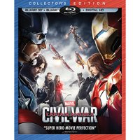 Captain America: Civil War (Collector's Edition) (Blu-ray 3D + Blu-ray + Digital HD)