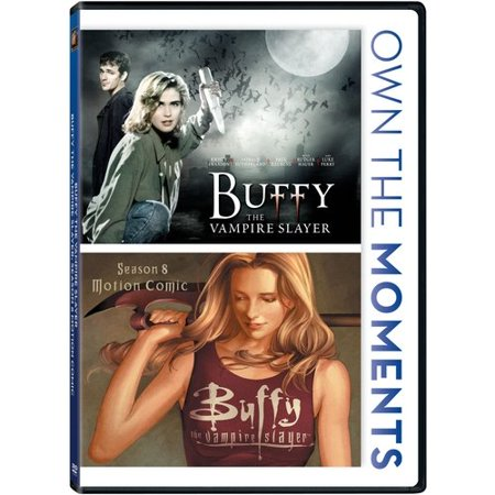 Buffy The Vampire Slayer / Buffy The Vampire Slayer: Season 8 Motion Comic