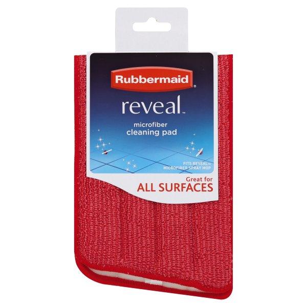 Newell Rubbermaid, Rubbermaid Reveal Microfiber Cleaning Pad, 1 pad