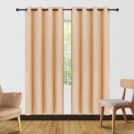 Hot Sale 2019 Blackout Curtains and Drapes Kitchen Window Curtains and  Drapes Full Shade Curtains 52\