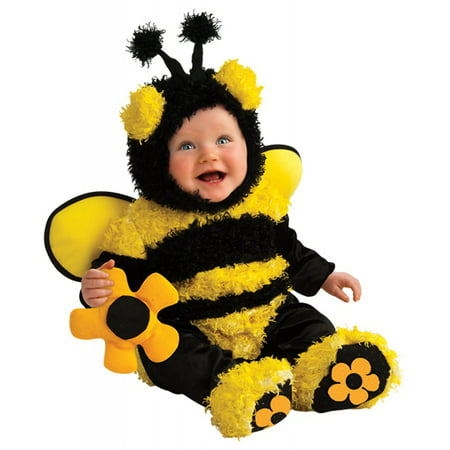 Buzzy Bee Baby Infant Costume - Newborn](Halloween Costumes For Newborn Baby Girl)