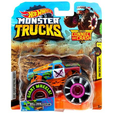 Hot Wheels Monster Trucks Pure Muscle Die-Cast