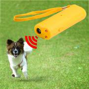 Best Jeobest 1PC Dog Training Devices - Pet Supplies - 3 In 1 Anti Bark Dog Training Stop Barking  Ultrasonic Pet Dog Repeller Training Device Trainer with LED MZ deal