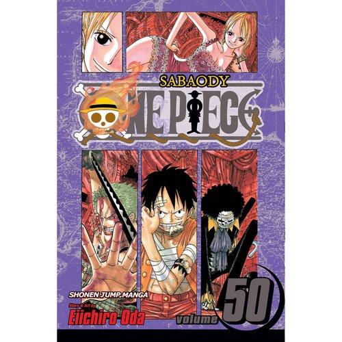 One Piece 50: Arriving Again