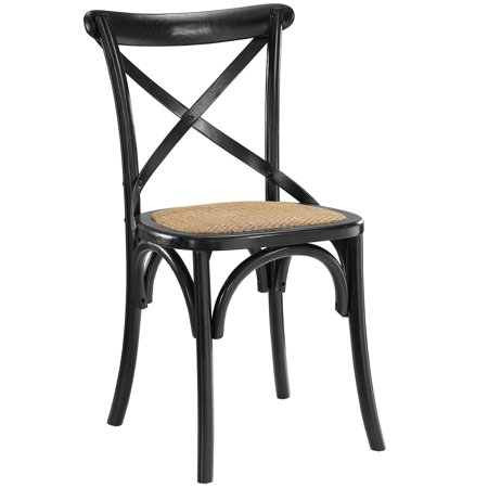 Modway Gear Dining Side Chair Fully Assembled, Multiple Colors
