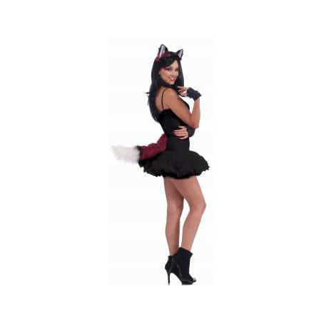 FOX EARS & TAIL SET - Fox Tail Costume Accessories