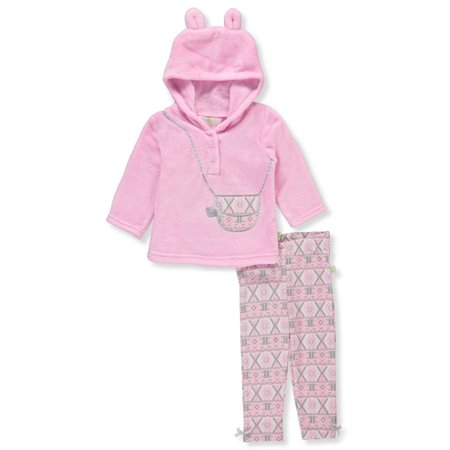 Duck Duck Goose Baby Girls' 2-Piece Pants Set Outfit](Duck Outfit)
