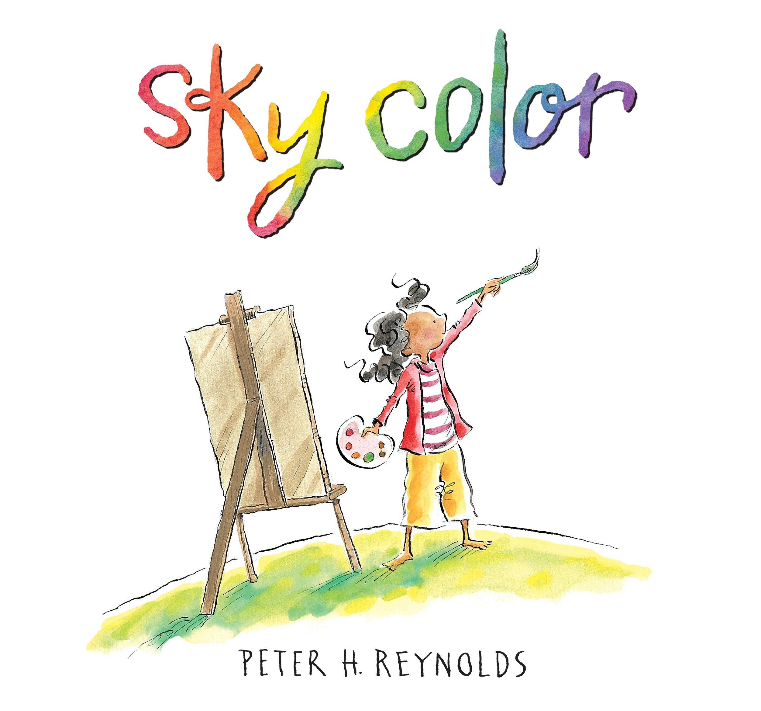 Sky Color (Hardcover)