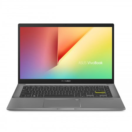 "Asus VivoBook S14 S433 14"" FHD Notebook - Intel Core i5-10210U - 8GB - 512GB SSD - Windows 10 Home - Intel UHD Graphics - Indie Black"