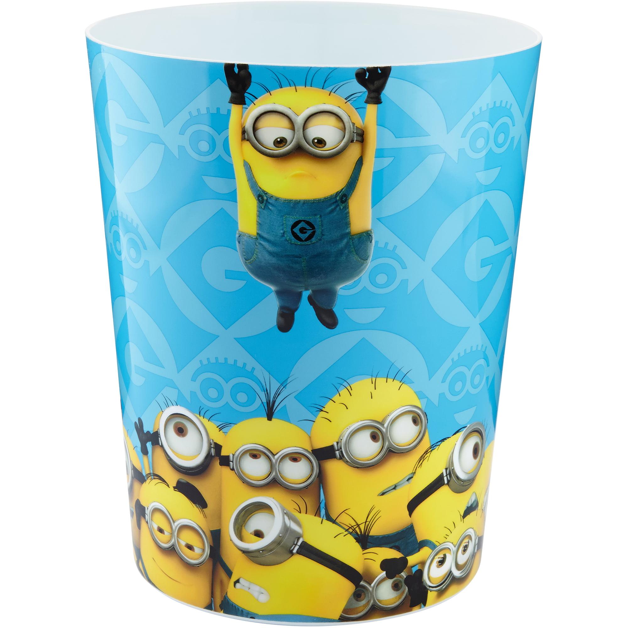 Universal's Minions Waste Basket