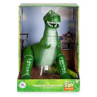 """Disney Parks Toy Story Rex Deluxe 12"""" Talking Figure New with Box"""