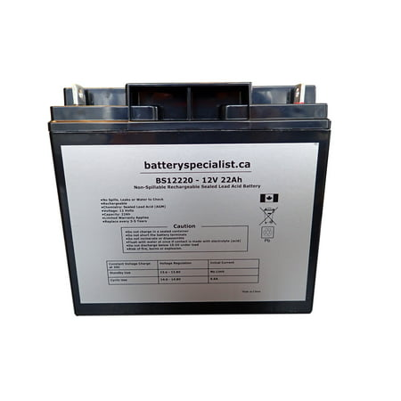 APC SMART-UPS SU2200 - Battery Replacement - 12V 22Ah - image 1 of 2