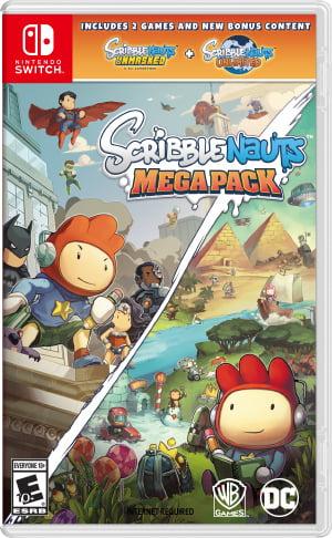 Scribblenauts Mega Pack, Warner Bros, Nintendo Switch, 883929653683