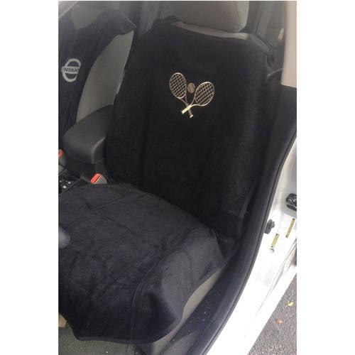 SeatArmour Black Tennis Racquet Seat Armour