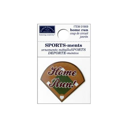 - Karen Foster Sticker Sports-ment Home Run