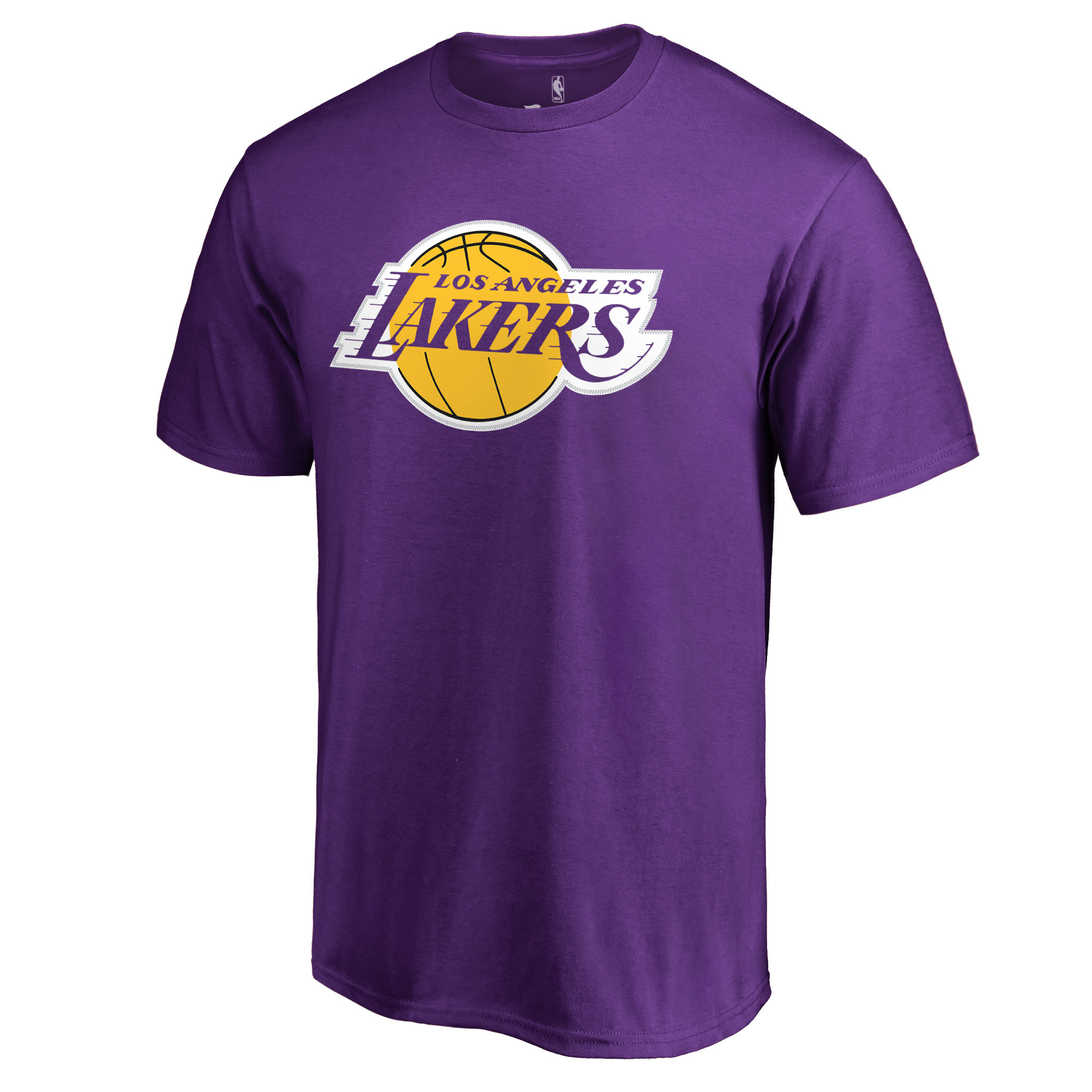 huge selection of 72224 e5288 Kyle Kuzma Los Angeles Lakers Fanatics Branded Team Backer Name & Number  T-Shirt - Purple