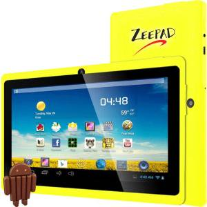 Zeepad 7DRK-Q 4 GB Tablet - 7