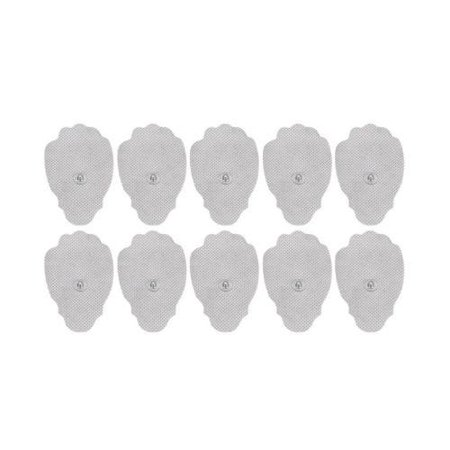 TENS Unit Pulse Massager Replacement Paw Pads~10 Sets (20 Pads)