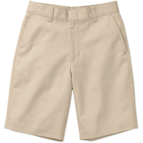 George Boys' Flat Front Shorts