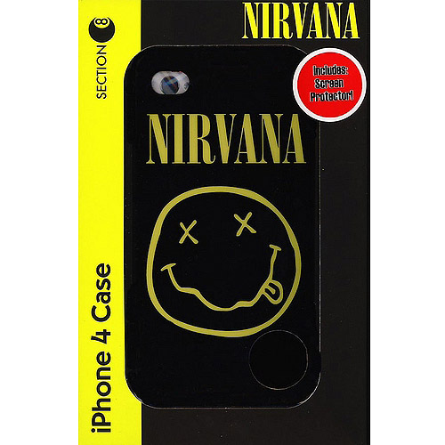 Anderson Nirvana             Iphone 4 Case