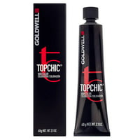 Goldwell Topchic Permanent Hair Color  4N@KK Mid Brown Elumenated Intense Copper  2 Ounce 60 Milliliters