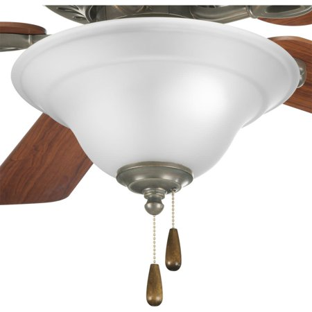 Trinity Collection Three-Light Ceiling Fan Light 09 Trinity Three Light
