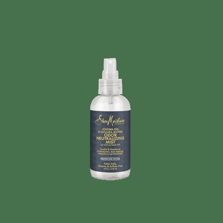Shea Moisture Jojoba Oil and Ucuuba Butter Odor Neutralizing Mist - 4 oz (Butter Jojoba Oil)