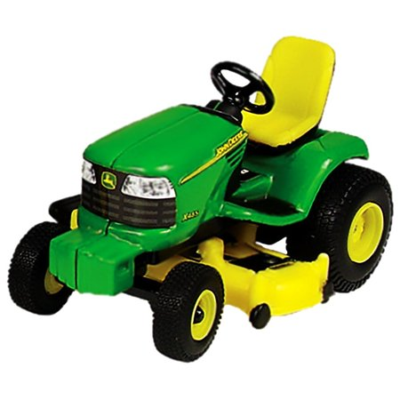 Lawn Tractor 1/32 Scale, Die-cast chassis. By John (John Deere 425 Lawn Tractor For Sale)