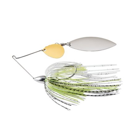 War Eagle WE34NT09 Spot Remover Colorado Willow Spinnerbait 3/4oz Fishing