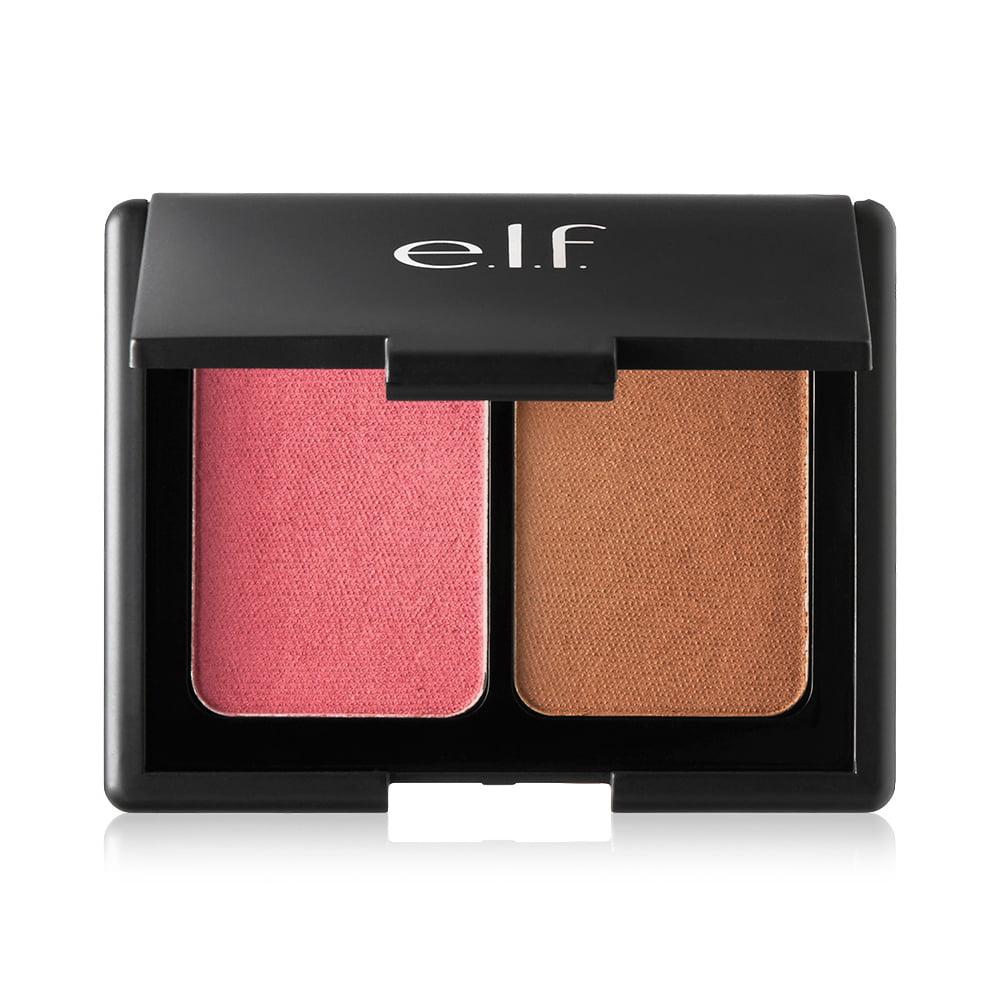 (3 Pack) e.l.f. Aqua Beauty Blush & Bronzer - Bronzed Pink Beige